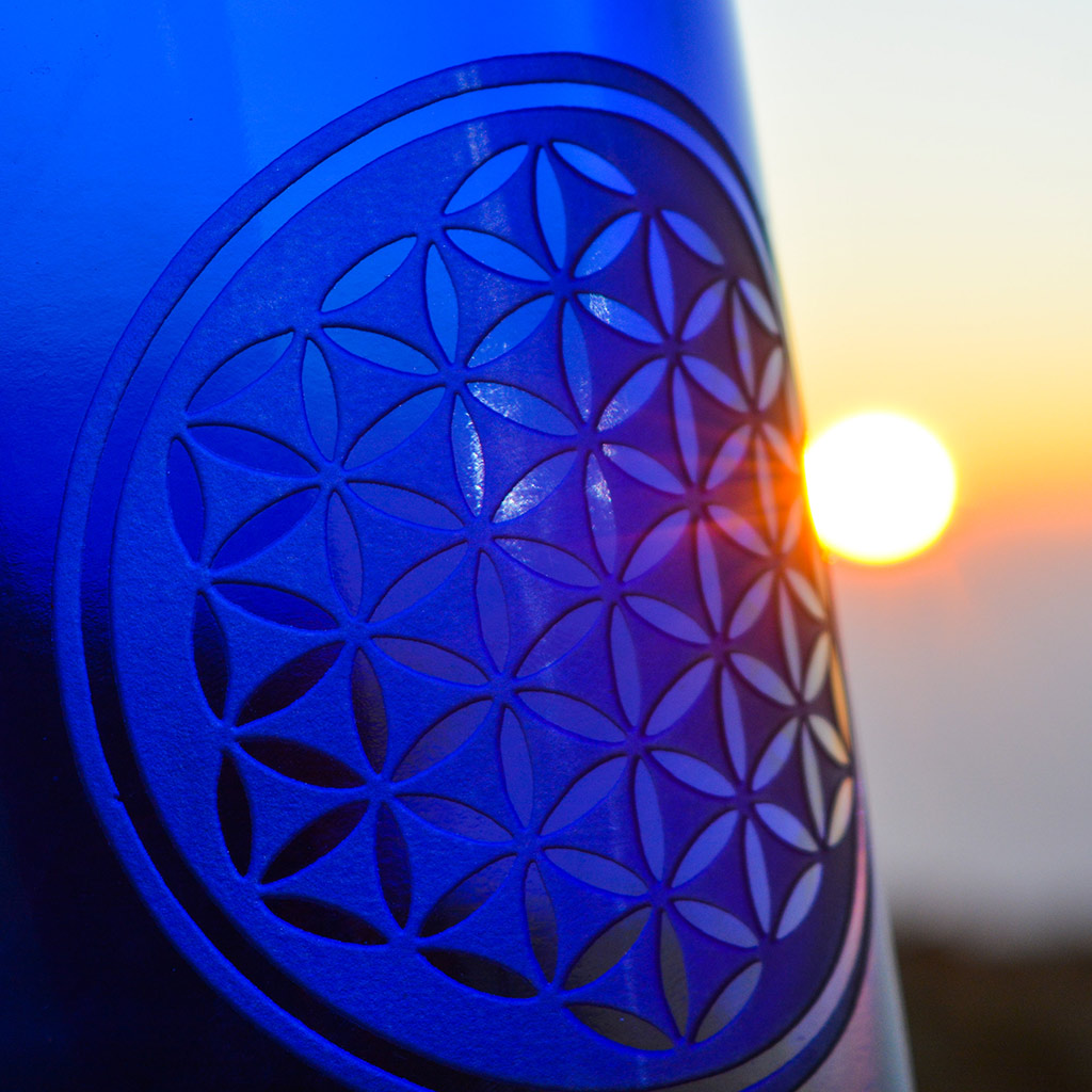 how to make flower of life
